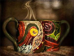 Par šolja vrelog čaja